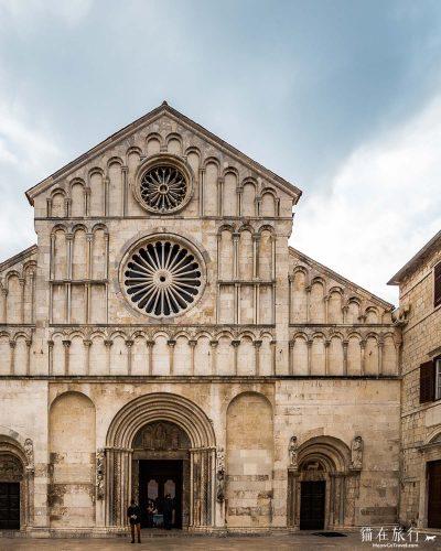 Katedrala-Svete-Stošije-Zadar