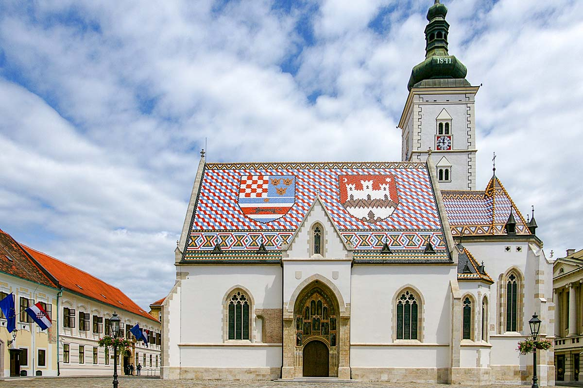 St-Marks-Church-Zagreb-Croatia