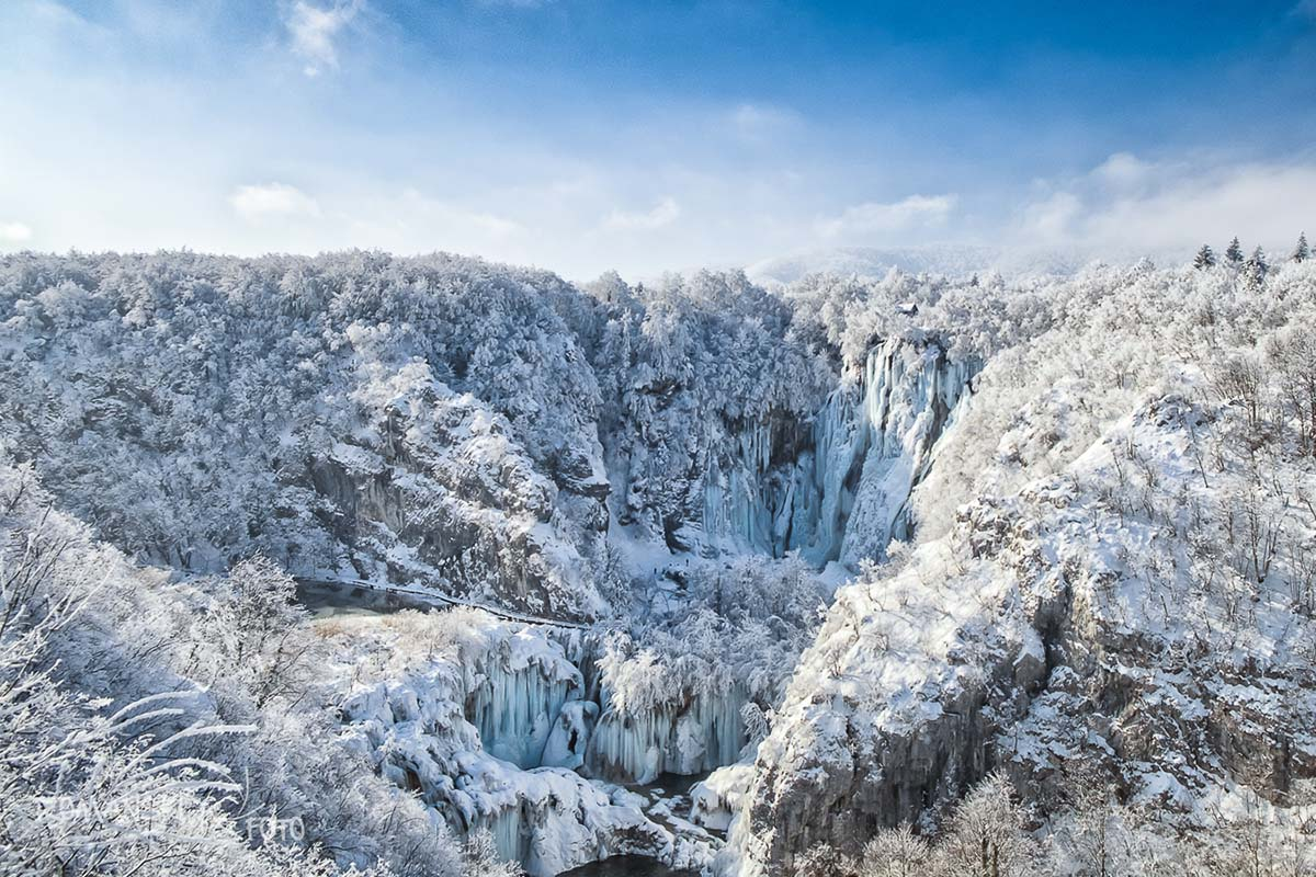 Plitvice-Lakes-National-Park-winter-croatia